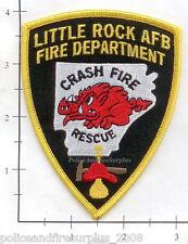Arkansas - Little Rock Air Force Base AR Fire Dept Patch Crash Fire Rescue