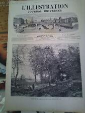 L'illustration n°1524 11 mai 1872 nouvelle calédonie cavalcade nantes vésuve
