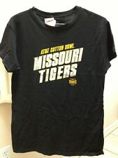 AT&T Cotton Bowl 2014 Champs Missouri Tigers 289C T-Shirt NWT Size 2XL