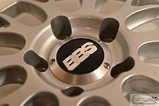 BBS Motorsport Wheel Center Cap Adapters e88 e28 Clear Anodized