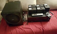 SONY RECEIVER STR-K900 W/ SURROUND SOUND SPEAKER SYSTEM, REMOTE, ANTENNA