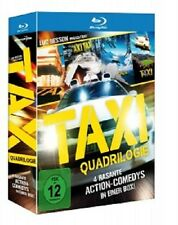 TAXI 1-4 BD BOX 4 BLU-RAY NEU