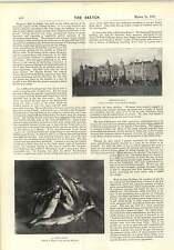 1897 Seaforth granja avícola Hengrave Hall temporada de caza