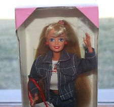BARBIE DOLL SPECIAL EDITION CHUCK E CHEESE'S 1995 BARBIE DOLL.  NIB