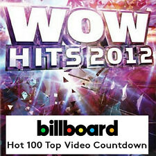 Promo Videos, Billboard 2012 Hot 100 Video Hits 8-18-2012, 100 MP4's 4 DJ's ONLY