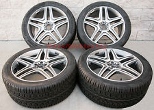"22"" Mercedes Benz ML wheels and tires ML63 style rims ML350 ML500 ML550 ML55"