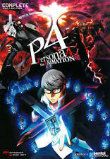 Persona 4: The Animation (DVD, 2014, 6-Disc Set)