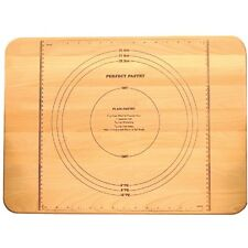 Perfect Pastry Flat Grain Cutting Board