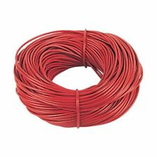 100m Pvc Cable Eléctrico Hagermeyer sleeveing red 3mm Cable Manga Cubierta De Plástico