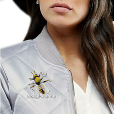 Art Nouveau Bumble Honey Bee Wing Insect Bug Hat Tie Lapel Pin Badge Brooch W6