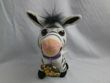 ORIGINAL JUNGLE SNUBBLES ZEBRA PLUSH STUFFED ANIMAL TOY NETWORK