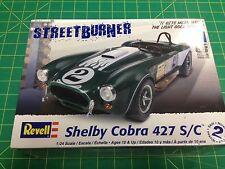 SHELBY COBRA S/C CSX3009 427 V8 #2 OR #11 F/S Plastic model Made USA!
