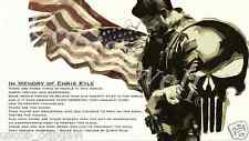"American Sniper Collection / Fine Art In Memory Of Chris Kyle 30"" x 16"" Canvas"
