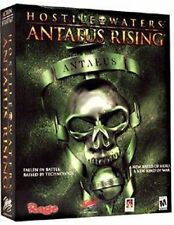 Hostile Waters Antaeus Rising   NEW in Large Retail Box  US Version