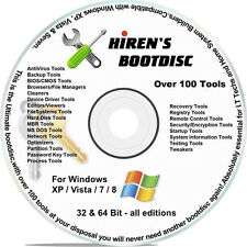 Professional Repair & Recovery Fix Restore For XP & 7 Boot CD