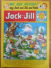 JACK & JILL COMIC 10 February 1979 Birthday Gift The Wombles Tiger Tim VINTAGE