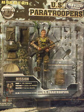 Action Figure 1/18 BBI Paratroopers Cpl Dimarco US 82nd Airborne - Bazooka Gun