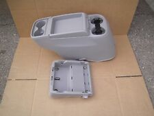 2016  FLOOR CONSOLE Drink Tray Gray NH686L  with bracket van bus truck hotrod