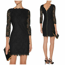 "NWT $348 Diane Von Furstenberg  DVF ""Colleen"" Lace Dress 2"