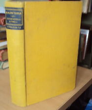 1940 - MAURETANIA - WARRIOR, MAN & WOMAN by SACHEVERELL SITWELL -1st ED - illust