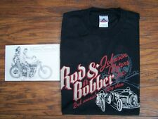 Johnson Motors Rod & Bobbers  2nd Annual Alley show t-shirt. Men's XL.