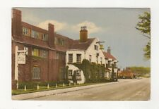 Ye Old Bell Hotel Barnby Moor Postcard 450a