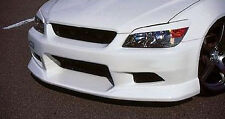 LEXUS IS200 C-WEST STYLE FRONT BUMPER FRP - CARBON CULTURE