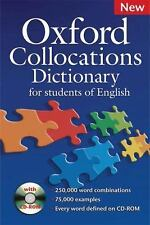 Oxford Collocations Dictionary-ExLibrary