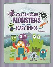 You Can Draw Monsters and Other Scary Things (You Can Draw (Picture Wi-ExLibrary