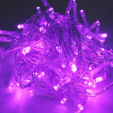 2M 20 LED String Fairy Lights Indoor/Outdoor Xmas Christmas Party,Purple