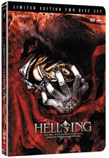 Hellsing Ultimate Vol 1 Limited Steelbook DVD New