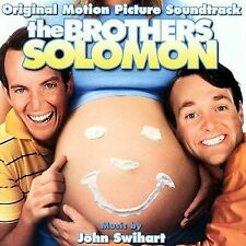 ~COVER ART MISSING~  CD The Brothers Solomon [Original Motion Picture Soundtrack