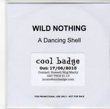 (ED866) Wild Nothing, A Dancing Shell - 2013 DJ CD