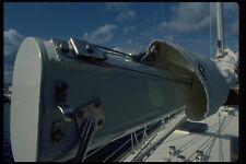 007020 Mainsail Boom Rigging A4 Photo Print