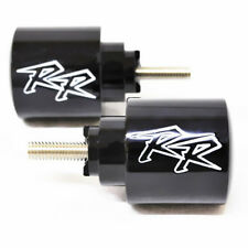 Bar Ends Logo Hand Grip Handlebar End Caps Cover For Honda CBR 600 1000 929 RR