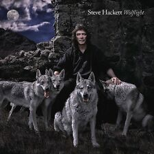 Steve Hackett-wolflight CD 10 tracks NEUF