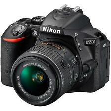 "Nikon D5500 18-55mm 24.2mp 3.2"" DSLR Digital Camera Brand New With Shop Jeptall"