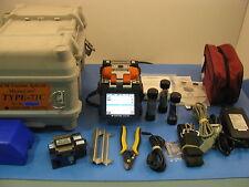 Sumitomo TYPE-71C, Direct Core Monitoring Fusion Splicer, w/ FC-6S Cleaver T-71C