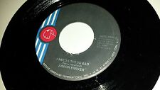 JUNIOR PARKER I Need Love So Bad  I Like Your Style GROOVE MERCHANT 1004 SOUL 45