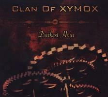 Clan of xymox Darkest Hour 2011 My reality, Delete, Dream of Fools, in your Arms