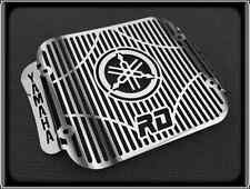 Radiator Grill for YAMAHA RD350 LC, RD 350 (Polished Cooler Cover Guard)