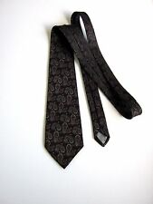 LUCA DOMINI MILANO Paisley NUOVA NEW Vintage MISTO SETA MIXED SILK MADE IN ITALY