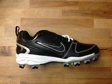 NIKE 415177 001 women's Air Unify Pro fastpitch softball cleats NEW black Size 8