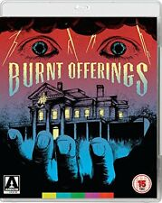 BURNT OFFERINGS Ballata Macabra (1976) BLURAY+DVD in Inglese NEW .cp