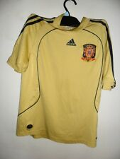 España 2007 Away Camiseta Childs Mediano 12/13 años