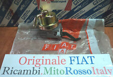 FIAT 124 SPORT SPIDER COUPE' POMPA CARBURANTE / FUEL PUMP ORIGINALE 4445620