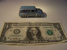 Hot Wheels 56 Ford Panel Truck Silvery Blue Color
