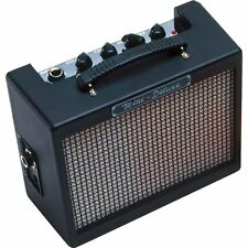 "Fender MD-20 Mini Hot Rod Deluxe Practice Portable Guitar Combo Amp 2"" Speaker"