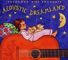 Putumayo Presents - Acoustic Dreamland (2011, CD NEUF)