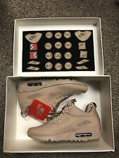 Nike Air Max 90 Sneakerboot SP Patch Pack Sand Men's SZ 6 NEW 704570-200 QS PRM